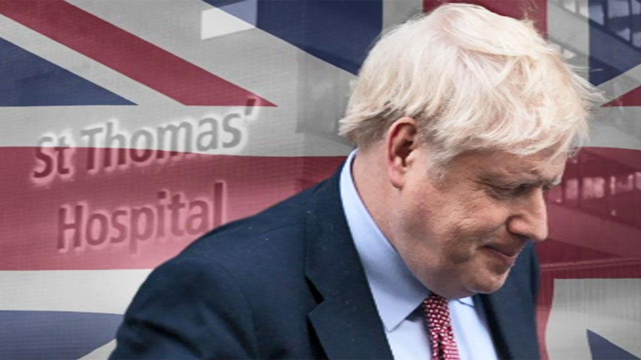 """영국 총리실 """"존슨 총리 계속 회복 중…업무는 아직"""""""