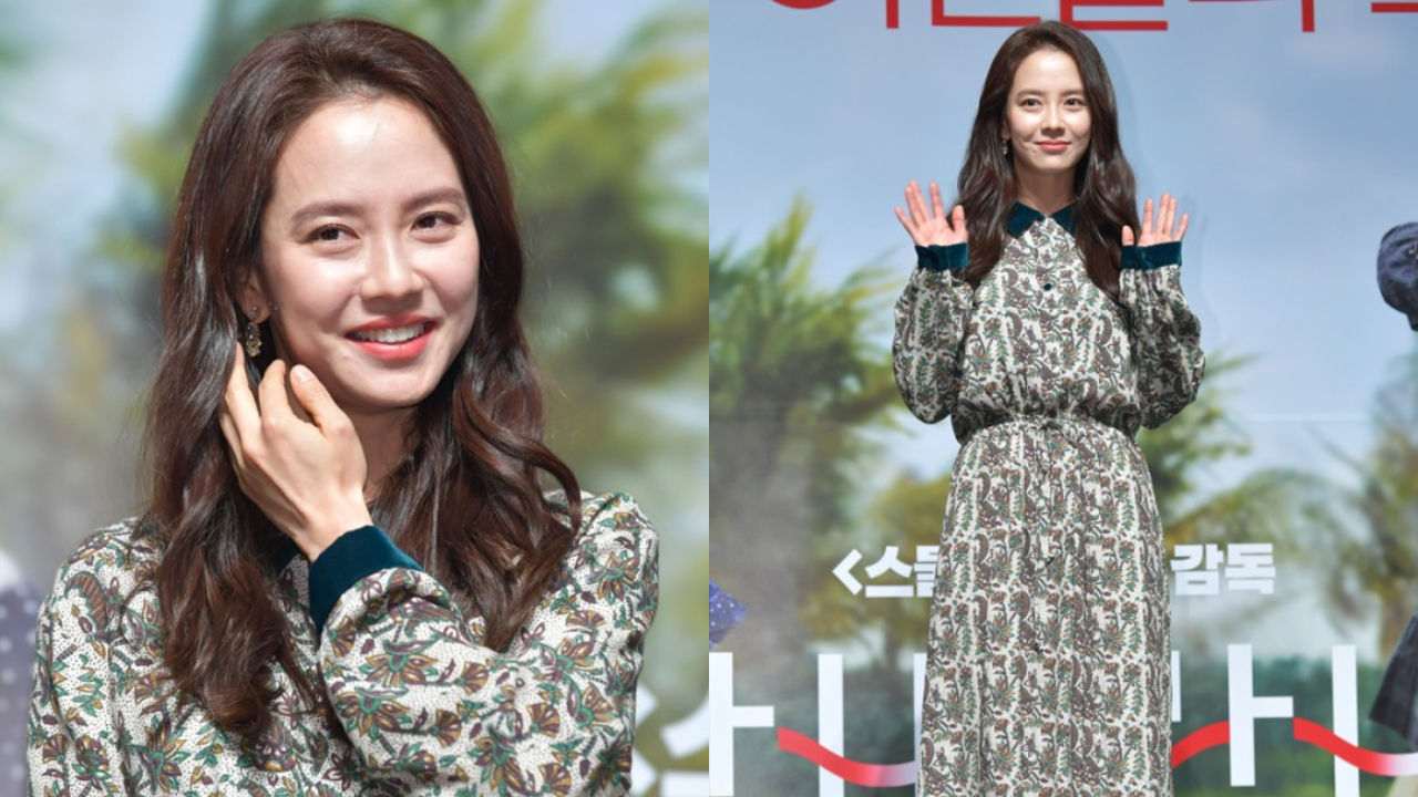 기사 대표 이미지:[SBS Star] Song Ji-hyo in Talks to Lead a New Drama as a Witch