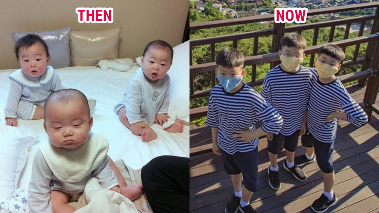 기사 대표 이미지:[SBS Star] Song Il Kook Shares How the Song Triplets Have Been Doing These Days