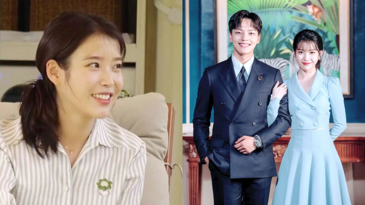 기사 대표 이미지:[SBS Star] IU Does Not Hesitate a Second to Name Yeo Jin Goo as Her Ideal Husband