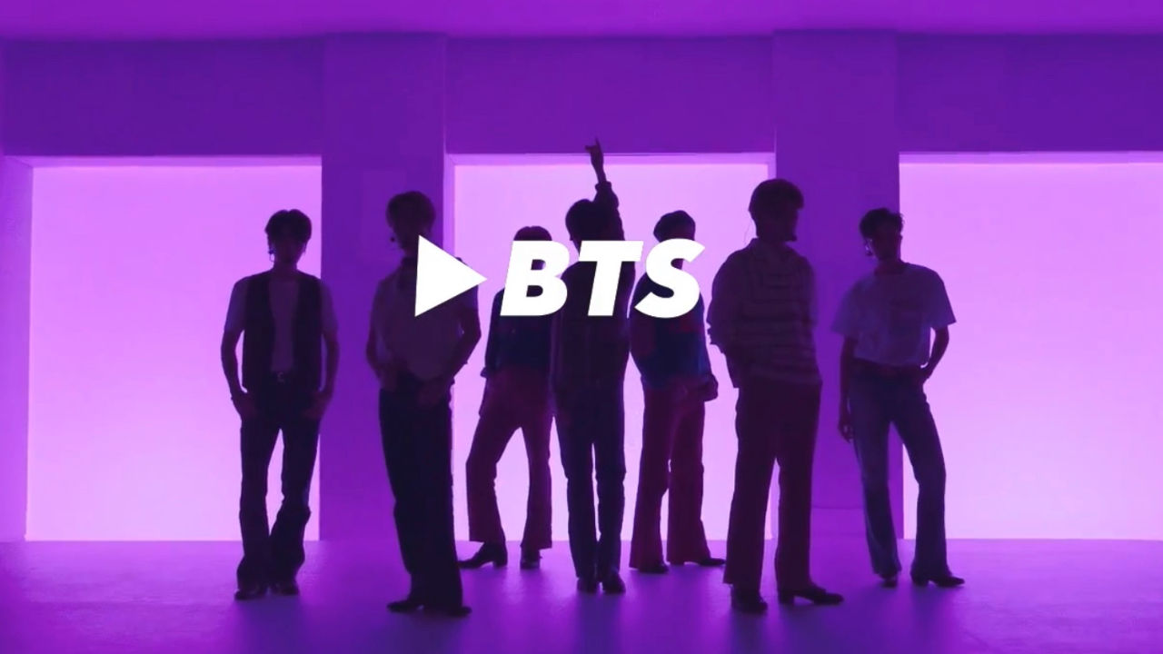 기사 대표 이미지:[SBS Star] VIDEO: BTS Performs Dynamite for the GRAMMYs Press Play Series