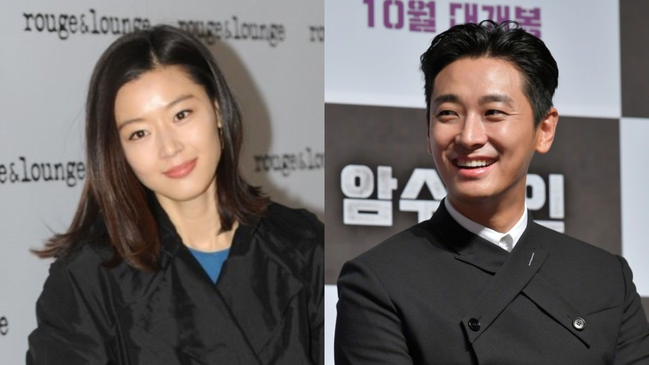 기사 대표 이미지:[SBS Star] Jun Ji Hyun & Ju Ji Hoon Confirm to Star in a New Mystery Drama Together