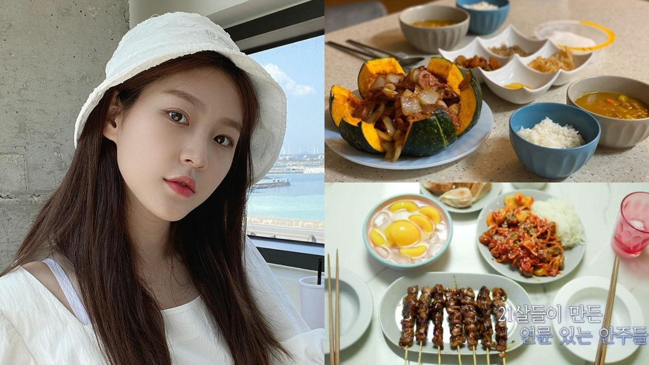 기사 대표 이미지:[SBS Star] Kim Sae Ron Impresses Everyone with Her Cooking Skills