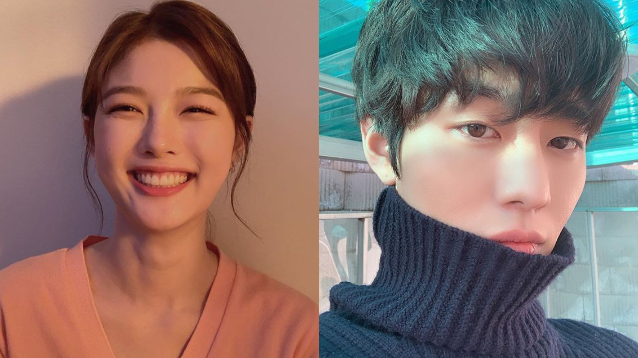 기사 대표 이미지:[SBS Star] Kim Yoo Jung & Ahn Hyo Seop in Talks to Lead a Historical Fantasy Drama Together