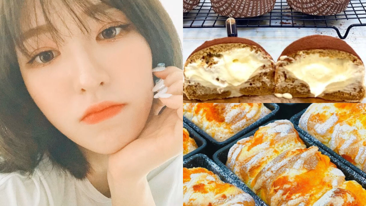 기사 대표 이미지:[SBS Star] Red Velvet WENDY Shows Off Her Jaw-dropping Baking Skills