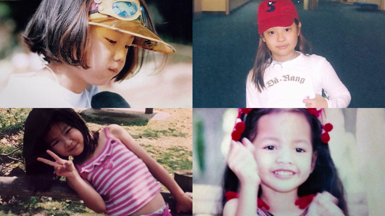 기사 대표 이미지:[SBS Star] BLACKPINK Unveils Never-before-seen Childhood Photos of the Members