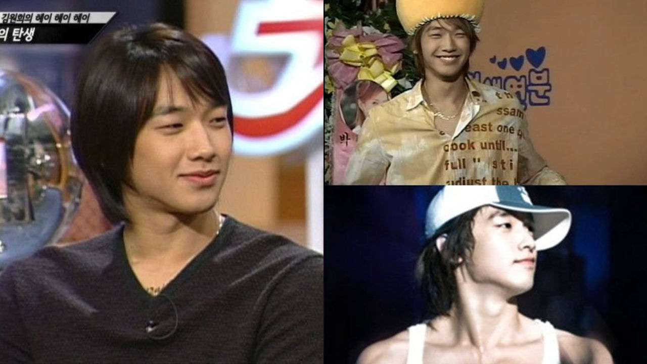 기사 대표 이미지:[SBS Star] Fans Look Back at Photos & Videos of RAIN During His Early Debut Days