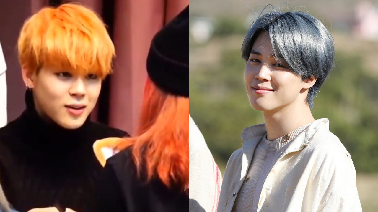 "기사 대표 이미지:[SBS Star] BTS JIMIN Cutely Reacts to an Older Fan Who Calls Him ""Oppa"""