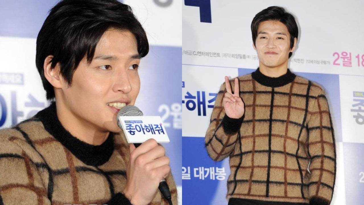 기사 대표 이미지:[SBS Star] Kang Ha Neul to Lead a Movie as a YouTuber?