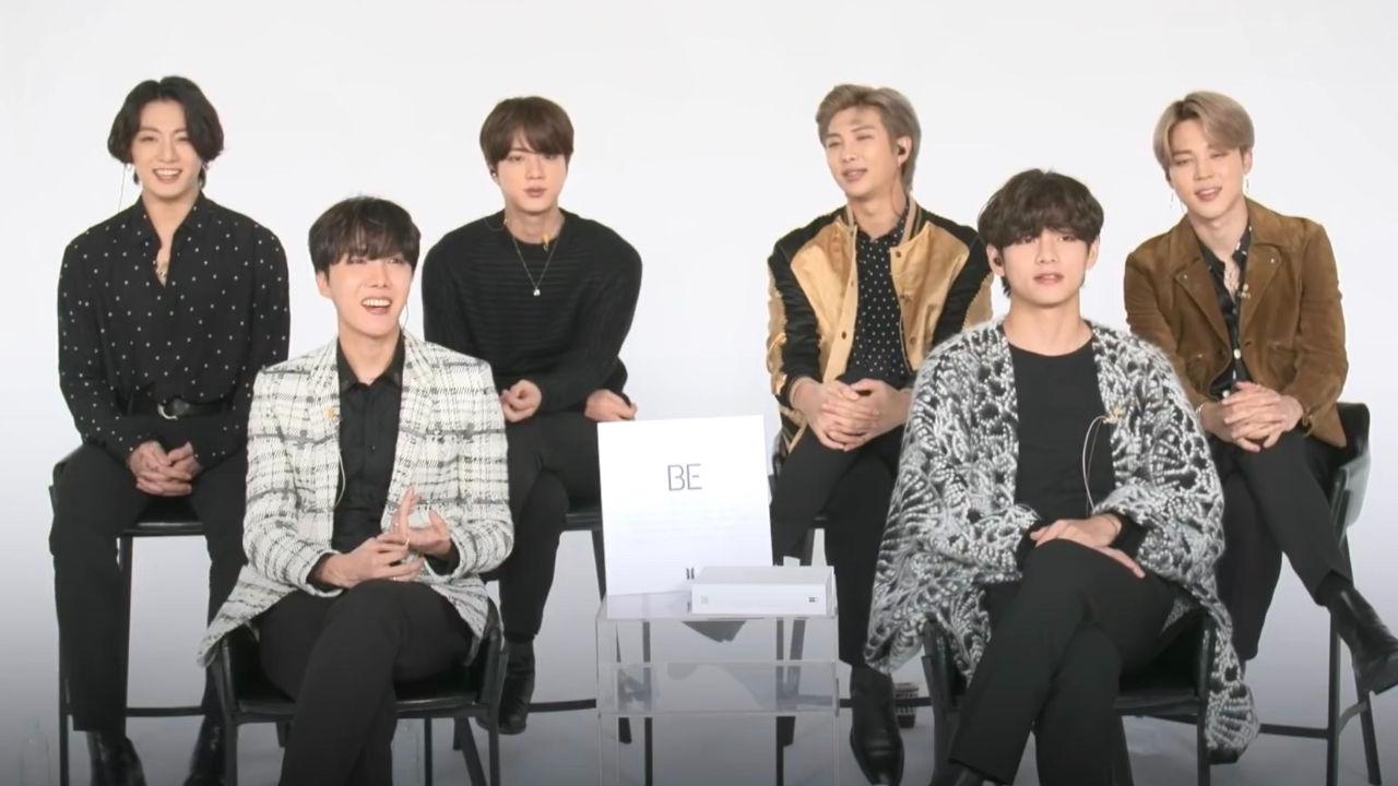 기사 대표 이미지:[SBS Star] VIDEO: BTS Shares the Groups 2021 Resolutions