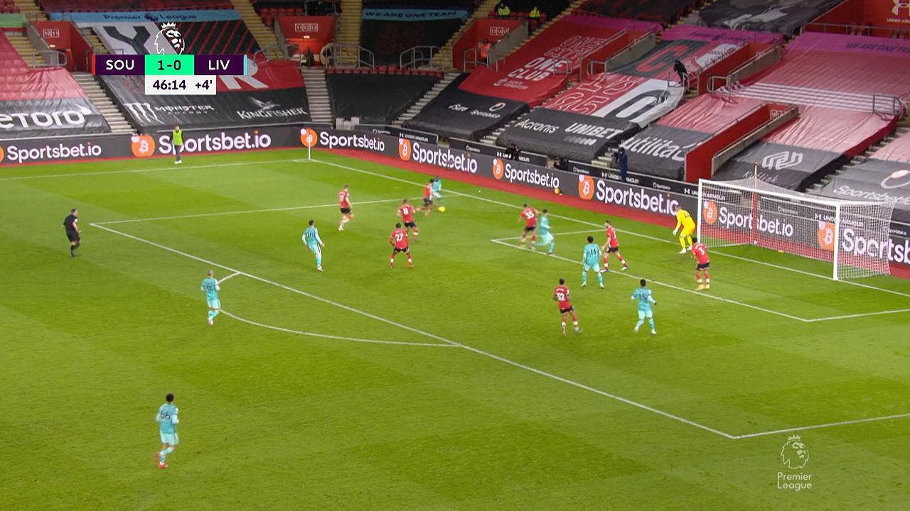 리버풀, 3 연승… EPL 리더 '레드 라이트'