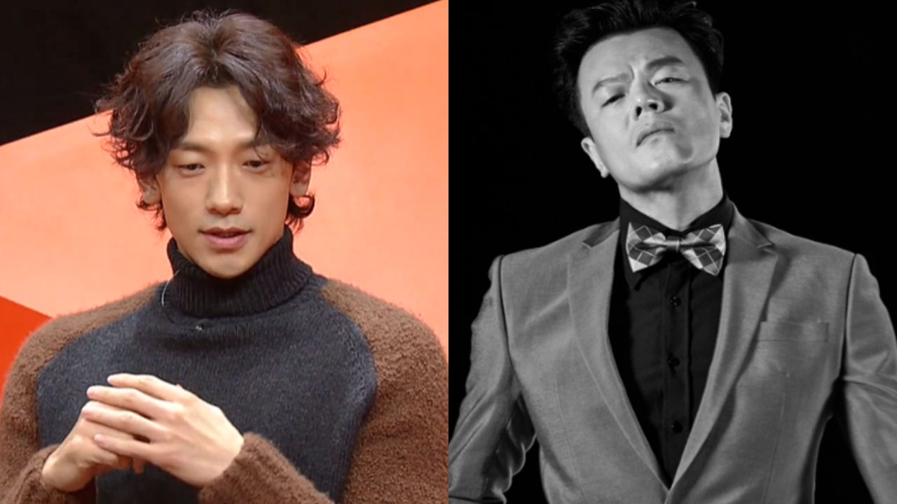 기사 대표 이미지:[SBS Star] VIDEO: RAIN Says His Mother Lived for 3 More Weeks All Thanks to J.Y. Park