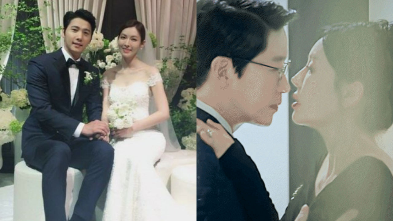 기사 대표 이미지:[SBS Star] Kim So Yeon Shares What It Is like to Watch Kissing Scenes in The Penthouse with Her Husband