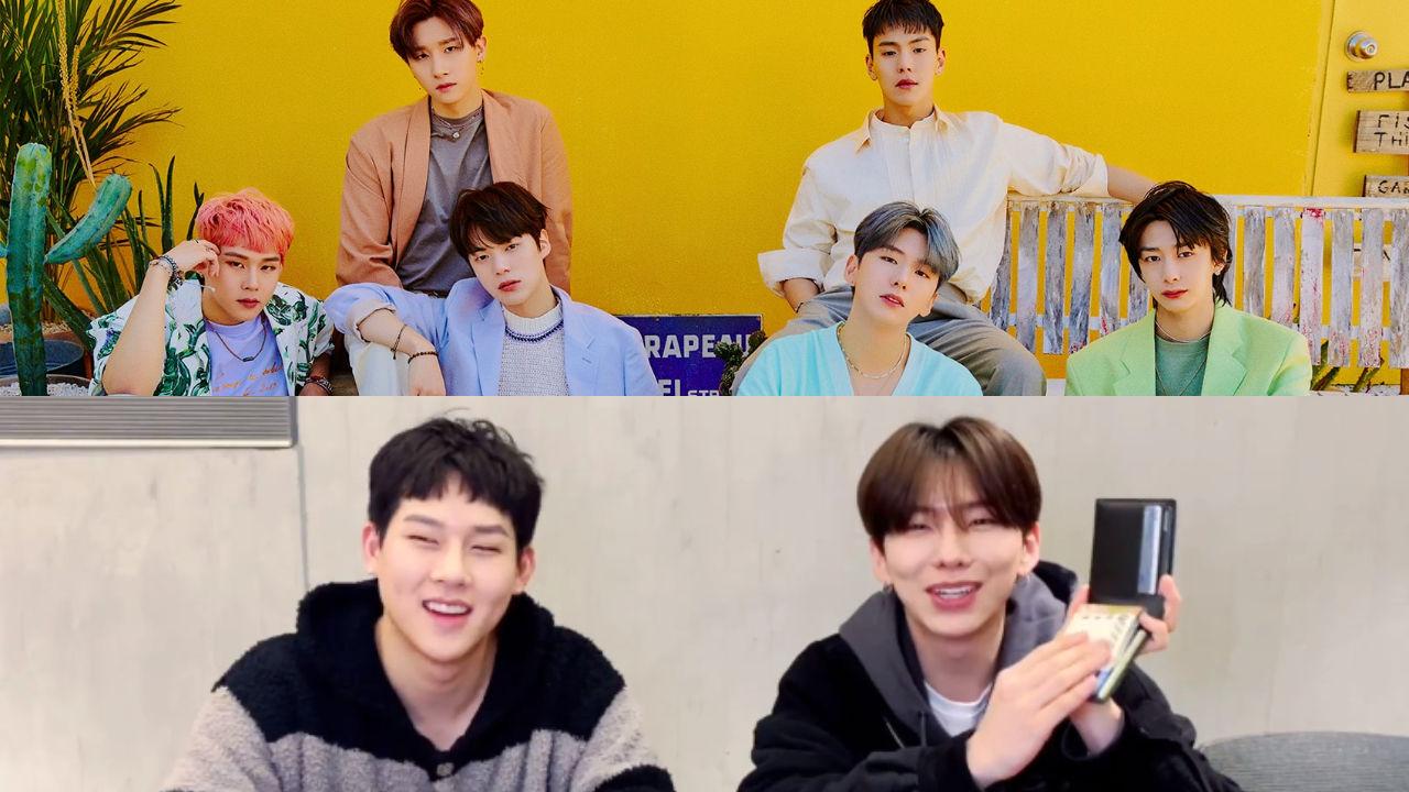 기사 대표 이미지:[SBS Star] MONSTA X JOOHONEY & KIHYUN Share How They Can Earn Money by Not Being Late to Practice