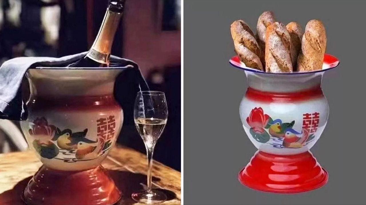 """""""오래된 전통 바구니?""""  중국인이 놀란 이유"""