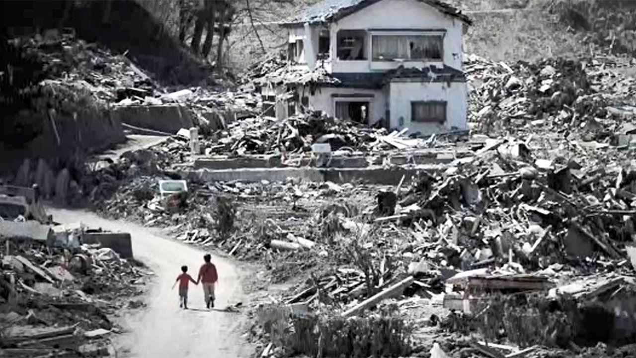 """동일본 대지진 10 년 후 현장에 다녀 왔습니다. """"악몽이 진행 중입니다"""""""