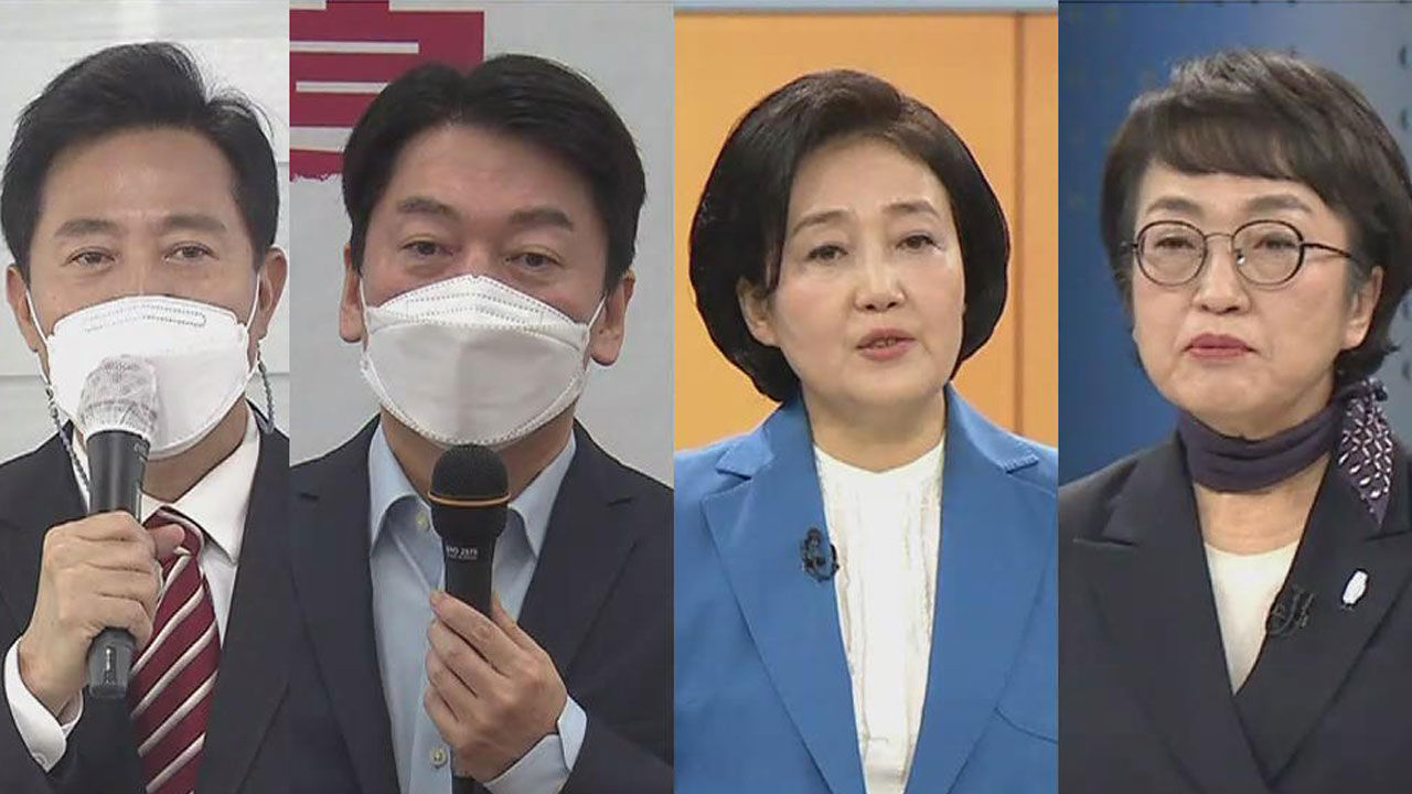 세훈 오 안철수 협상 어려움 … 오늘 여권 통일 후보 발표