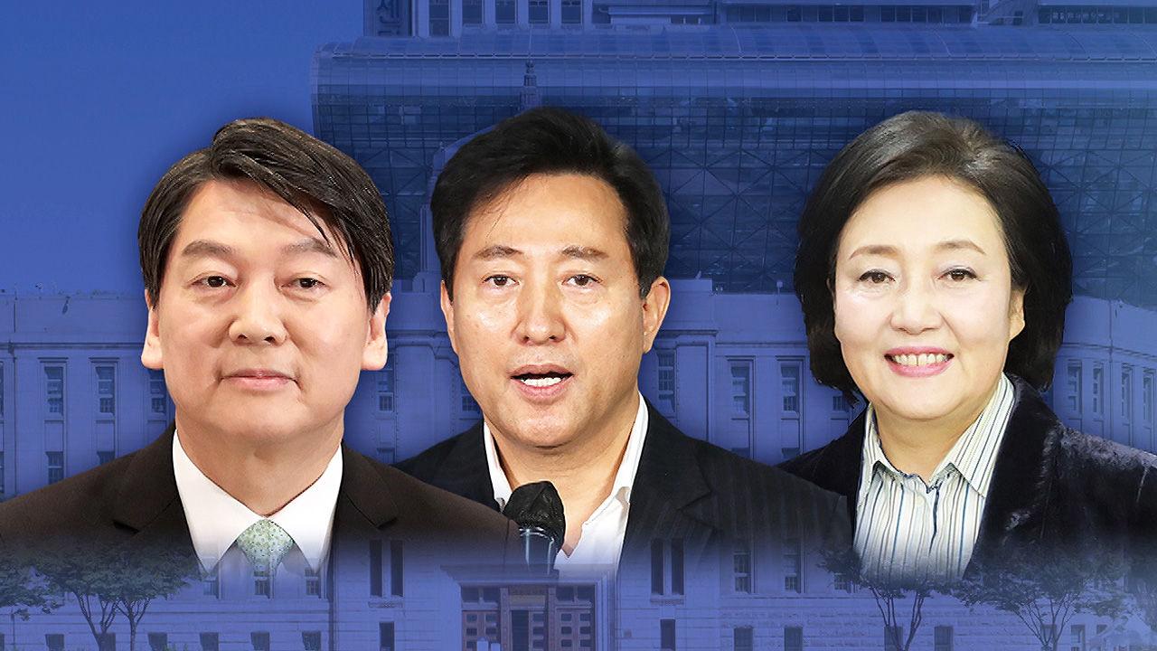 오늘부터 오안 투표 … 박영선 강남 3 지구 약속 발표