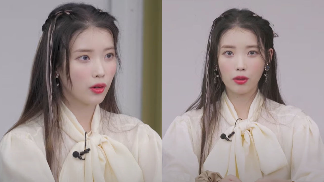 기사 대표 이미지:[SBS Star] VIDEO: IU Shares What Her Current Biggest Concern Is