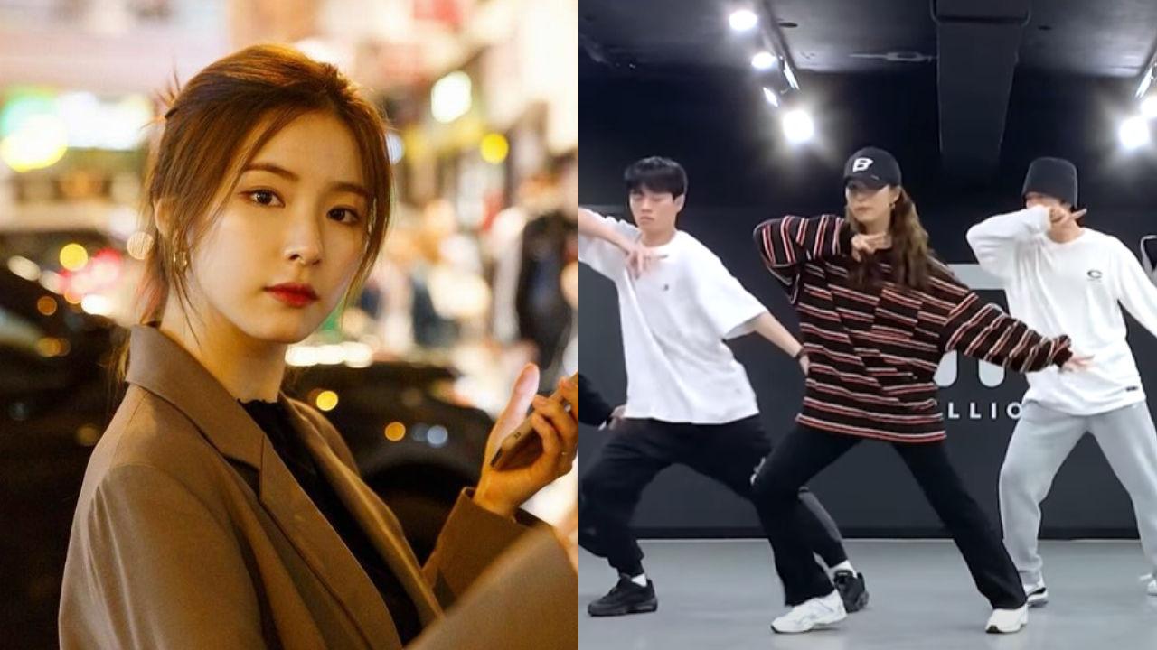 기사 대표 이미지:[SBS Star] VIDEO: Shin Sae Kyoung Impresses Everybody with Her Incredible Dancing Skills