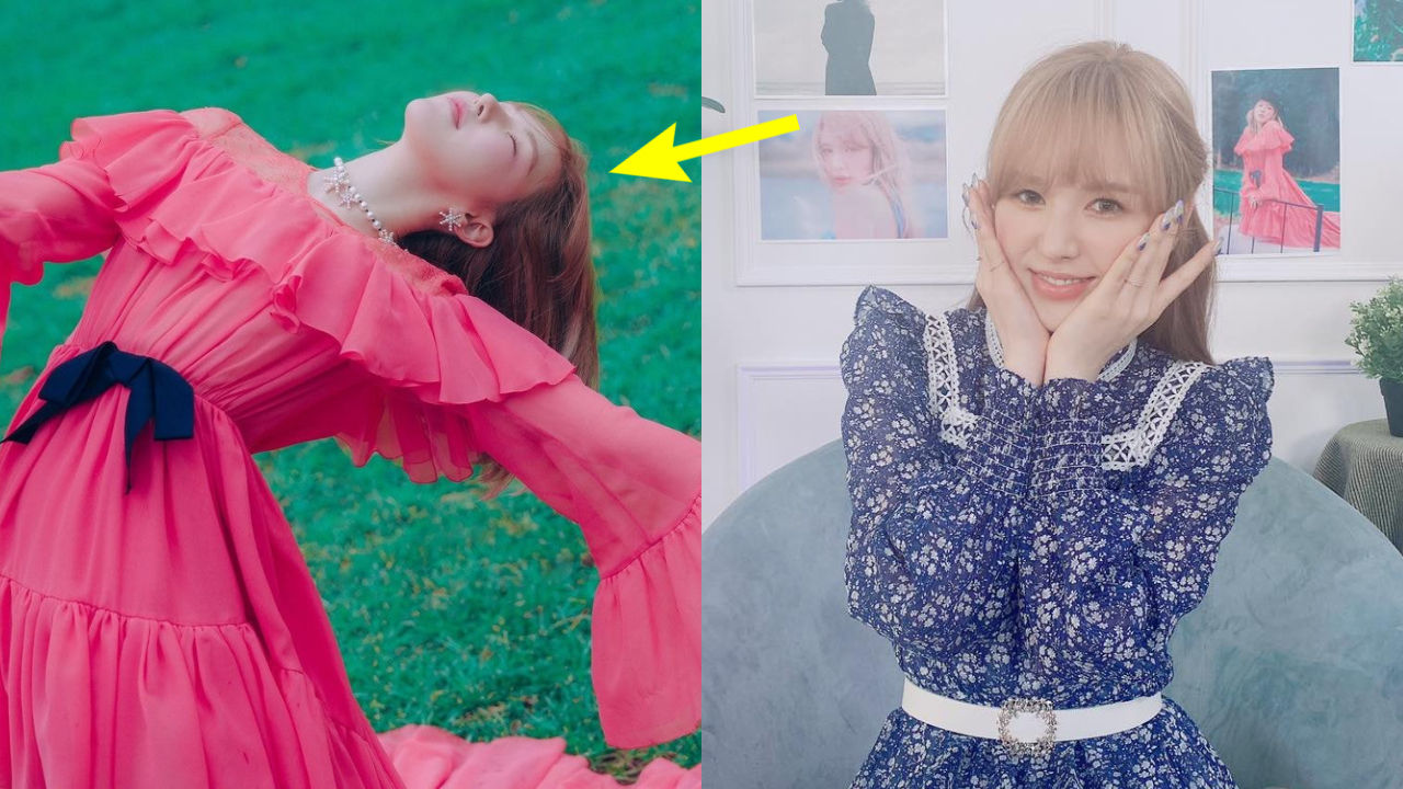기사 대표 이미지:[SBS Star] Red Velvet WENDY Shares a Hilarious Behind-the-scenes Story of This Cover Photo