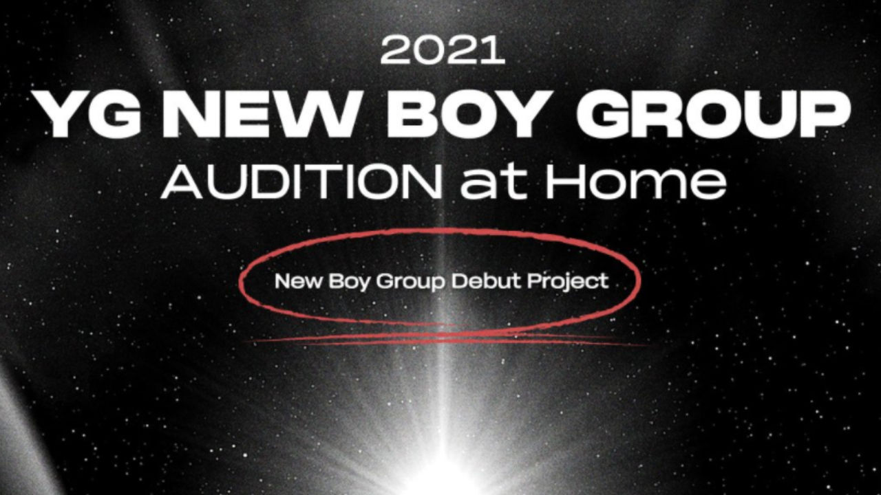 기사 대표 이미지:[SBS Star] YG Entertainment Announces to Hold a Global Audition for a New Boy Group