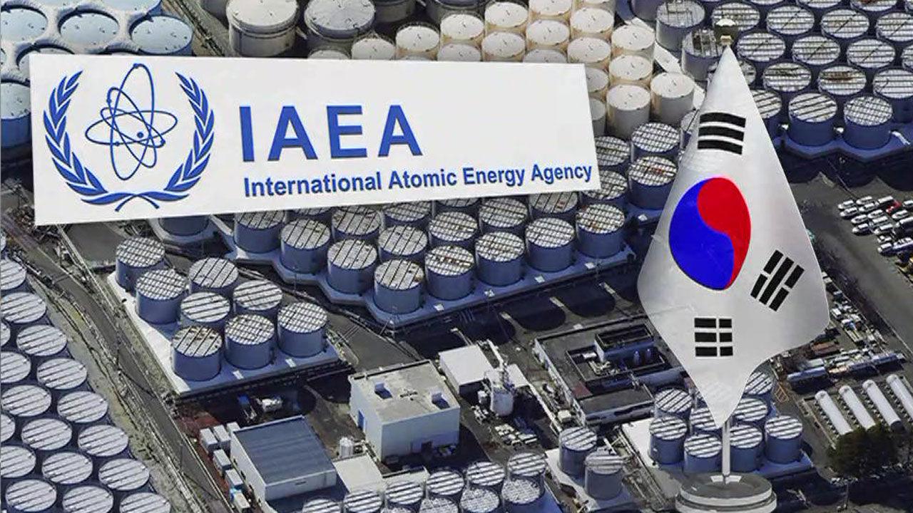 """""""IAEA 및 조사팀 참여에 동의합니다.""""불만 카드 사용 정책"""