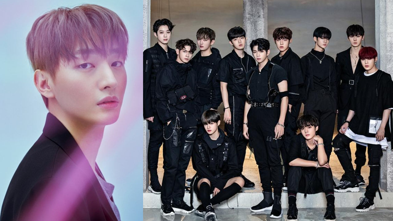 기사 대표 이미지:[SBS Star] Yoon Ji Sung Talks About Getting Support from the Members of Wanna One