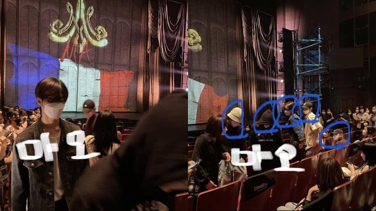 기사 대표 이미지:[SBS Star] Fans Spot New NCT Members in Public?