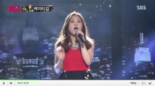 """케이티 김 '니가 있어야 할 곳' 최단기간 400만 뷰…""""정승환 넘었다"""""""