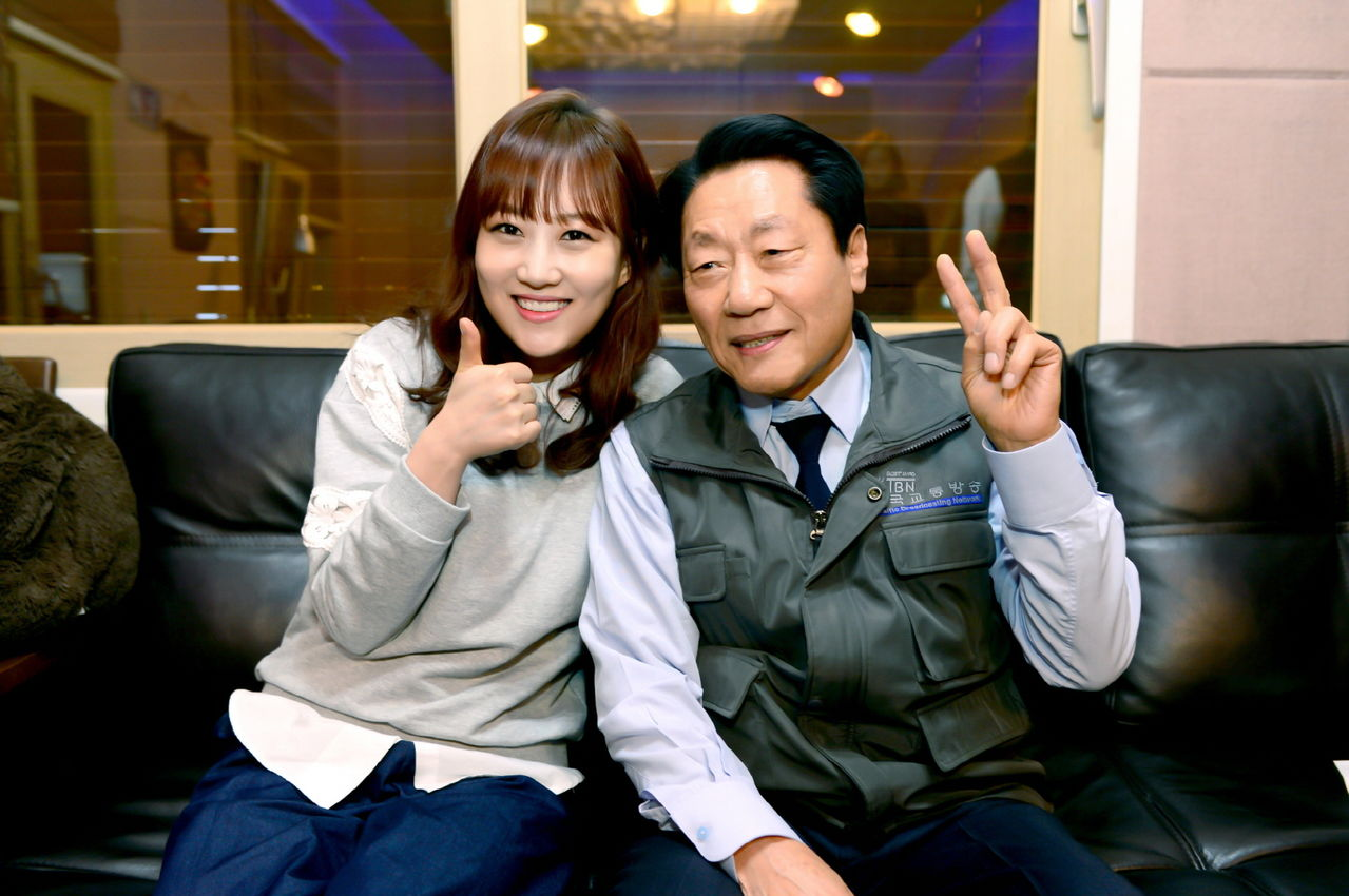 [E포토]박소담, 이런 자리 영광 | SBS연예뉴스