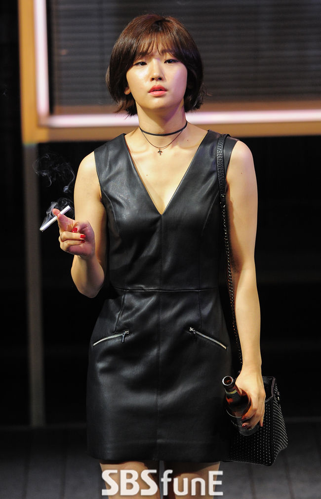 [E포토]엄지원-박보영-박소담, 경성학교 많이 사랑해주세요 | SBS