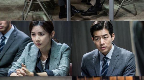 귓속말 이보영-이상윤-권율-박세영, 유치장 사자대면