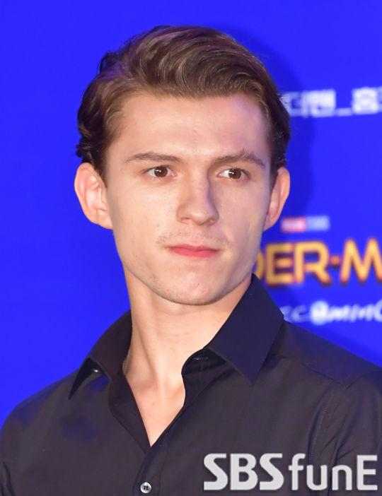 '애송이라고요?'…21살 톰 홀랜드가 열어갈 '스파이더맨'의 미래(종합)