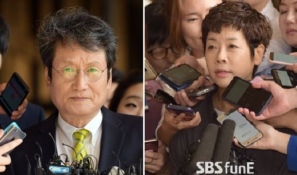 김미화 퇴출-문성근 합성사진…블랙리스트, 드라마보다 더한 현실  기본이미지