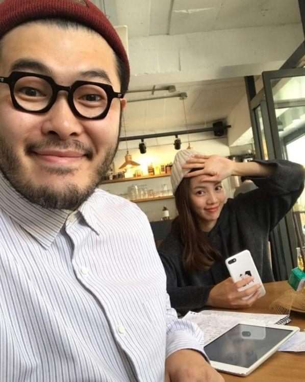 """김기방♥김희경, 오늘(30일) 결혼…""""처녀총각 마지막 셀카""""  기본이미지"""