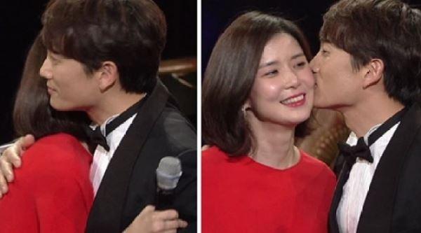 """[SBS연기대상-종합]""""부부 최고의 날""""…지성 대상-이보영 최우수상"""
