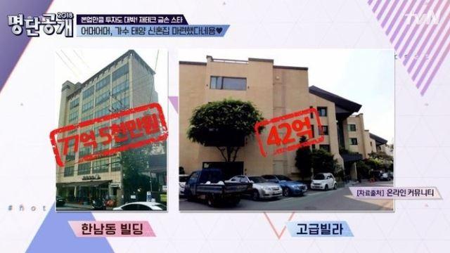 '명단공개' 태양♥민효린 신혼집, 한남동 42억 고급빌라…신민아·이종석과 이웃