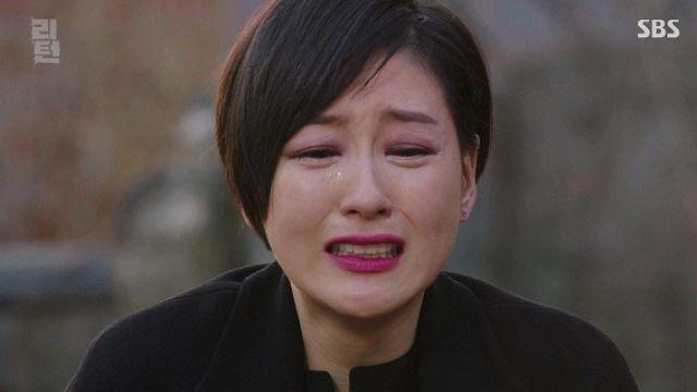 [스브스夜] '리턴' 이진욱, 살인 혐의로 박진희 긴급 체포