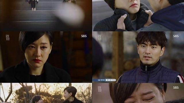 리턴 박진희, 이진욱에 체포…순간최고시청률 18.54%