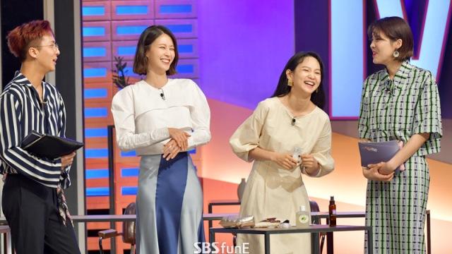 """[펀펀한 현장]""""누나들의 막내, 라비입니다""""…'여자플러스2' MC 신고하던 날"""