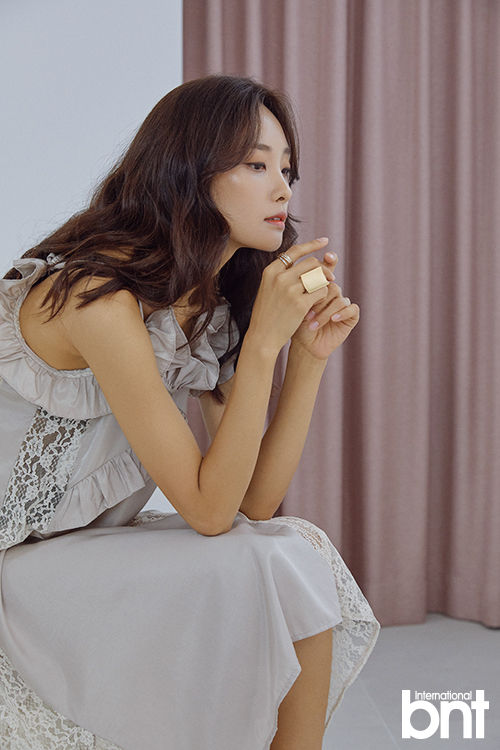 """모델 곽지영 """"김원중, 생각 바른 사람..결혼할 줄 몰랐다""""[화보]"""