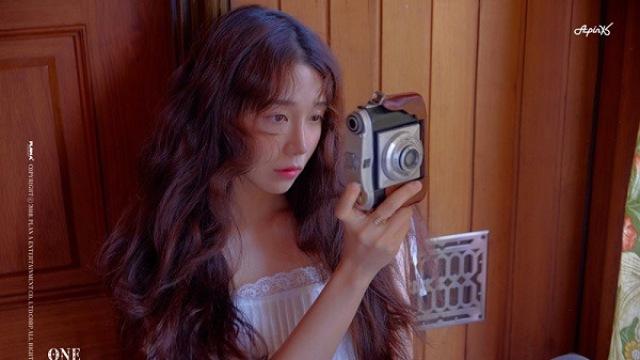 에이핑크 정은지, 10월 솔로 음반 발매 '파워 입증'