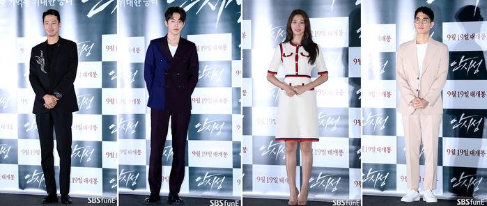 [펀펀한 현장] 조인성X남주혁X설현 '안시성'의 선남선녀…패션은 OOO  기본이미지