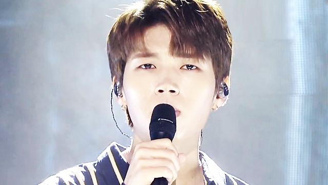 [영상]'더쇼' 남우현, 솔로곡 '너만 괜찮다면'으로 1위  기본이미지