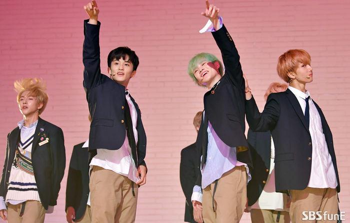 [펀펀한 현장]'스쿨어택' NCT DREAM, 볼 수록 순정만화 비주얼
