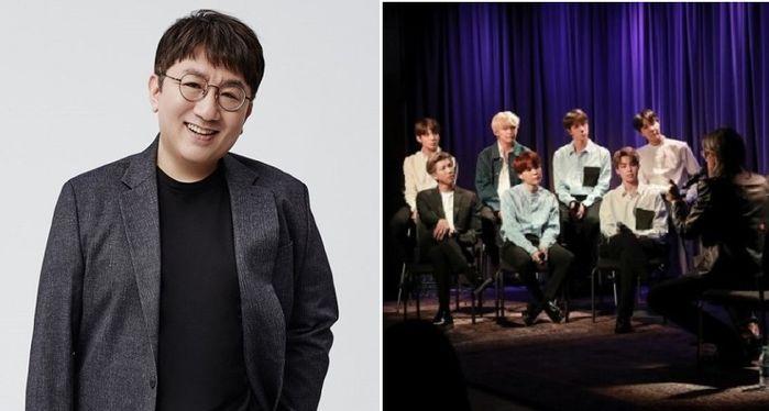 """""""음악적 영향력 인정""""…방시혁-방탄소년단, 美레코딩 아카데미 회원됐다"""