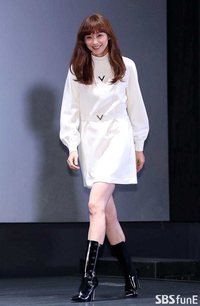 [E포토]이나영, '눈부신 미모'