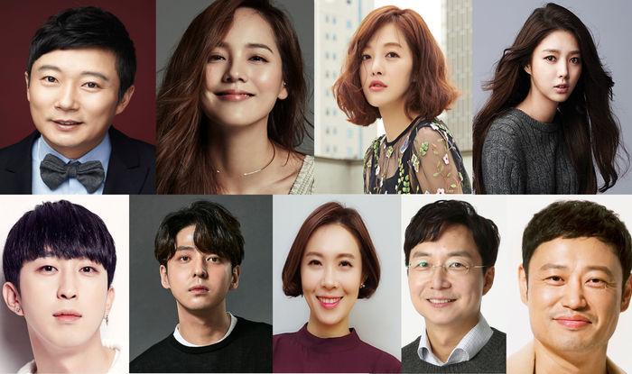 """""""이수근·유진부터 김기범·황보라까지""""… '두발 라이프', 12월 초 론칭"""