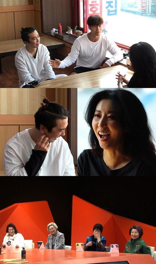 '미우새' 김종국, 김정남♥김완선 위해 '사랑의 오작교' 자처  기본이미지